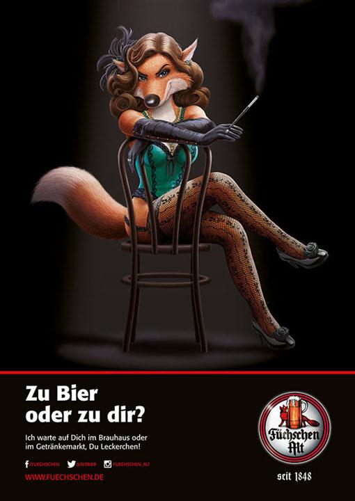 fuechschen-burlesque-poster