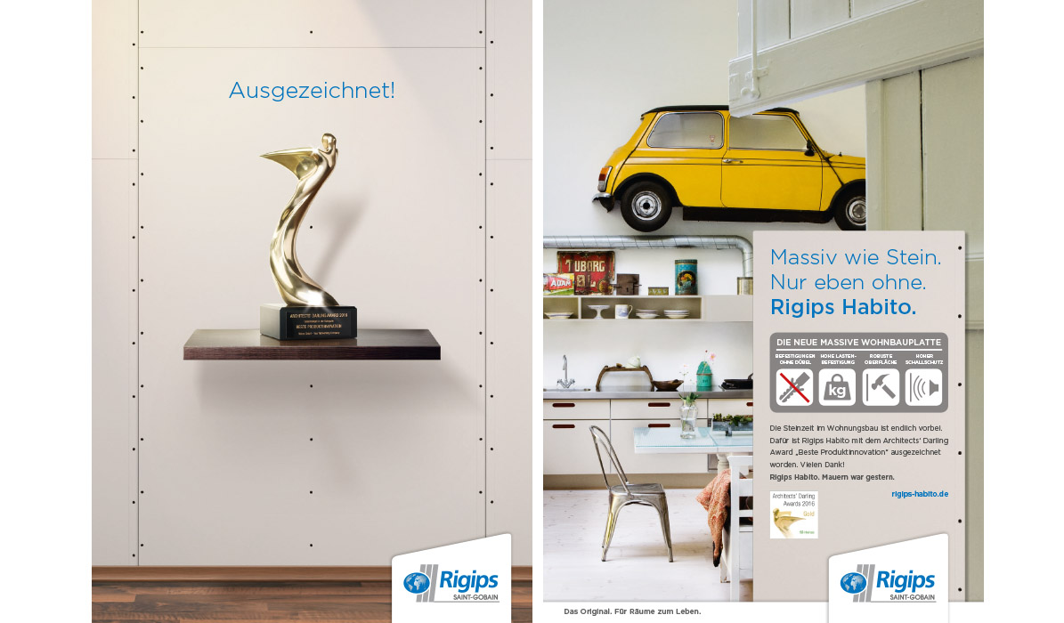 Rigips Habito Beileger Architects Darling